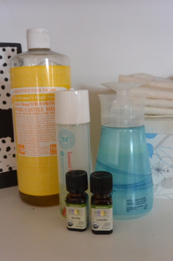 Diy Cloth Wipe Solution Ally Jean Blog