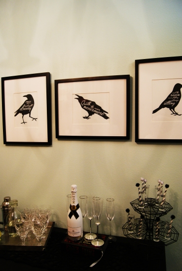 Quoth the Raven Dinner Party
