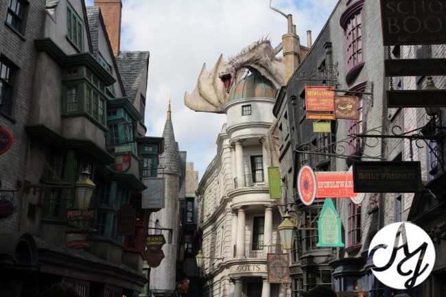 An overview of the Wizarding World of Harry Potter at Universal Studios Orlando and Islands of Adventure theme parks.