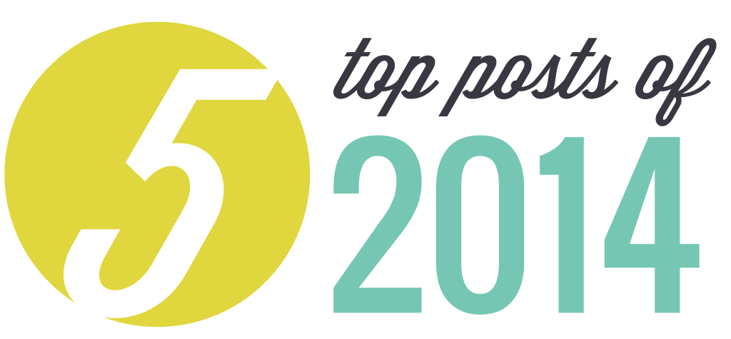 5 top posts of 2014 | Ally Jean Blog