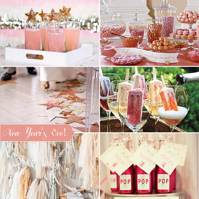 Last minute new year s eve party ideas from pizzazzerie ally jean blog - Last minute new year s eve party ideas ...