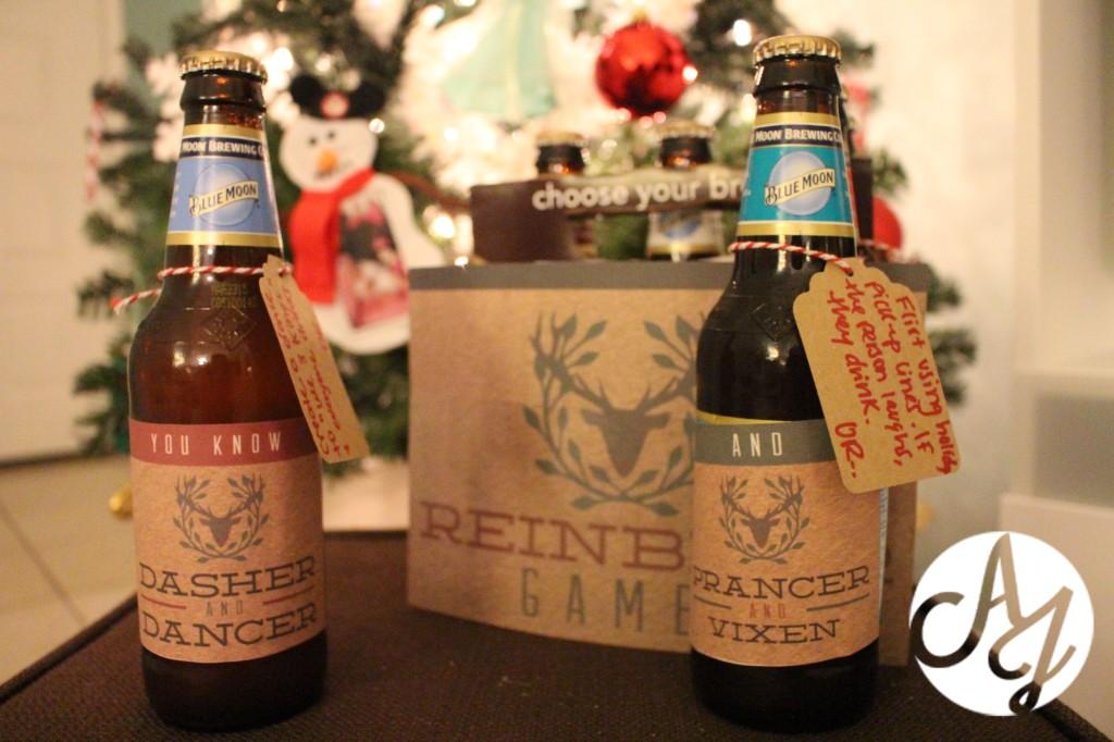 ReinBeer Games DIY Gift & Drinking Game