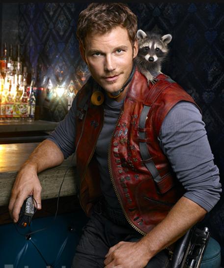 Chris Pratt as Starlord
