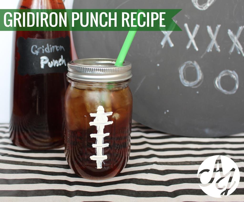 Gridiron Punch Recipe