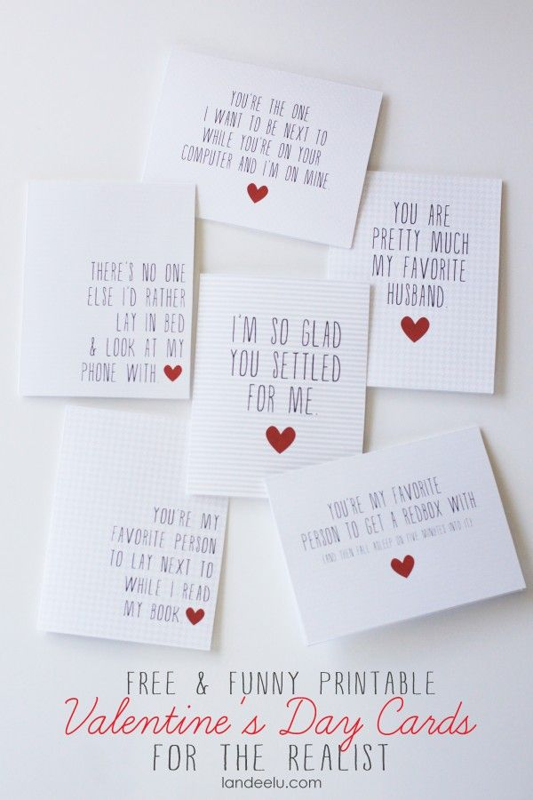 Free Printable Roundup: Happy Valentine's Day