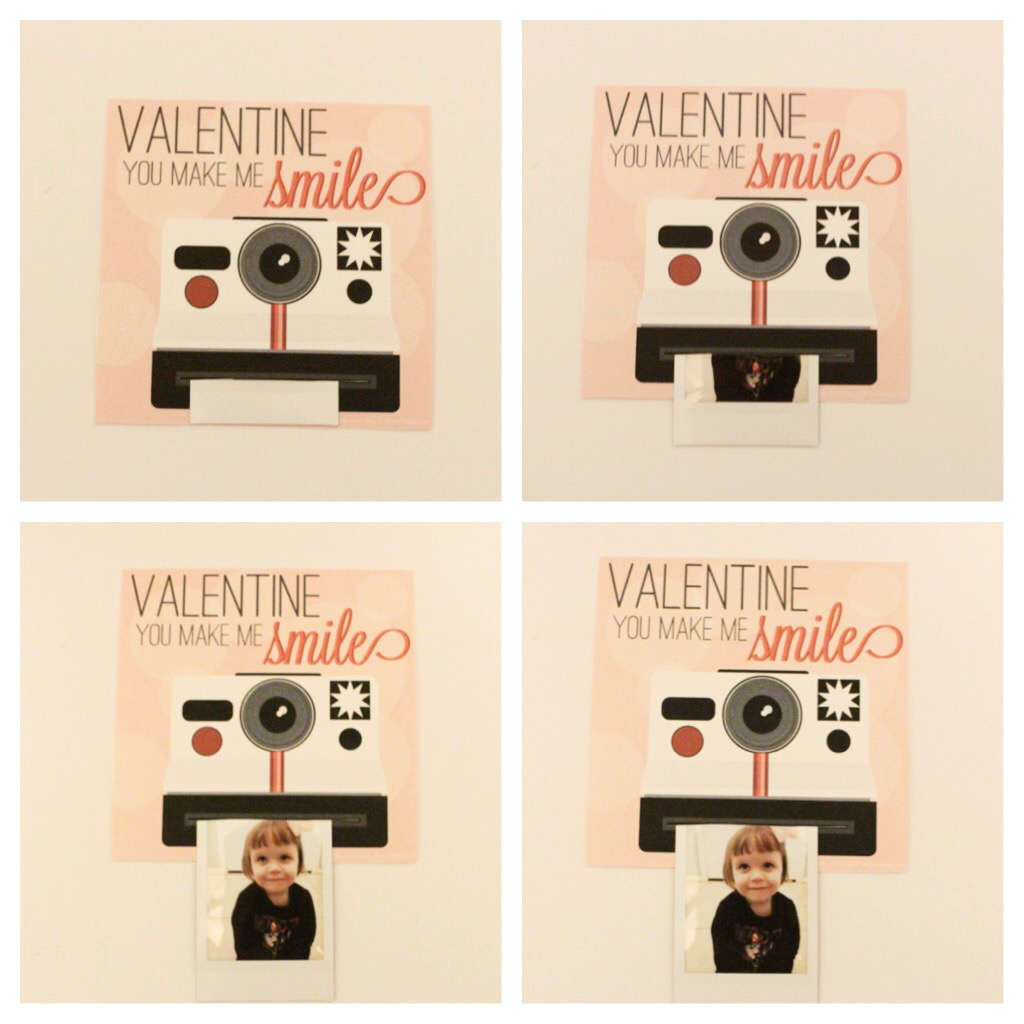 Free Printable: Picture-Perfect Valentines