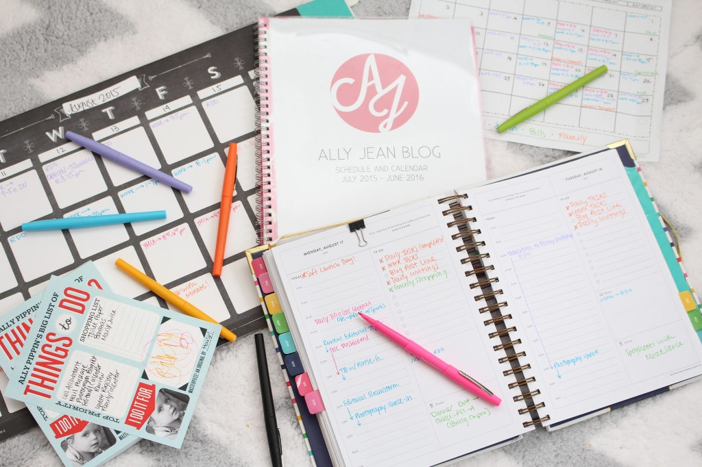 In Defense of Writing Things Down: Planning